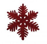 Paper Snowflake Pattern Template: How to make a cut paper